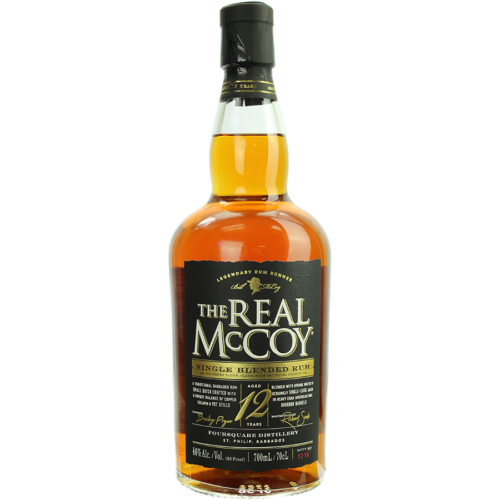 Real McCoy 12 Jahre Distillers Proof