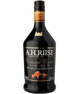 A.H. Riise Caramel & Sea Salt Cream Liqueur