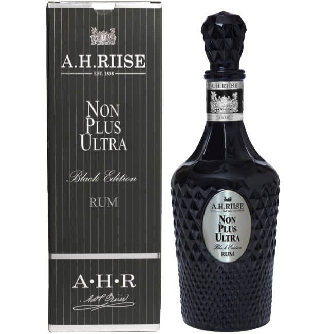 A.H. Riise Non Plus Ultra BLACK EDITION Rum