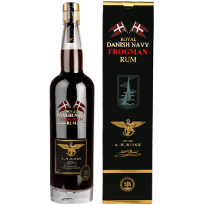 A.H. Riise Royal Danish Navy FROGMAN Rum