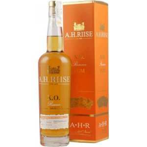 A.H. Riise X.O. Reserve Single Barrel Rum