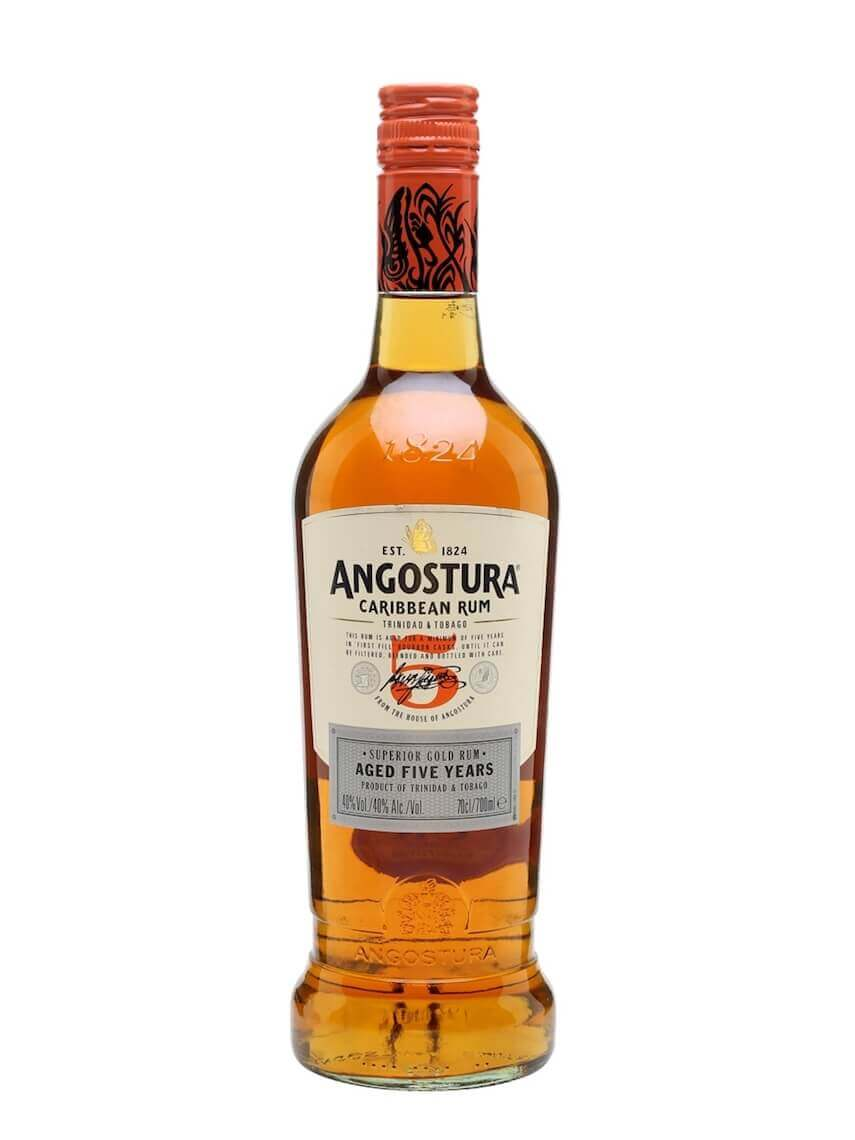 Angostura Gold Rum 5 Jahre