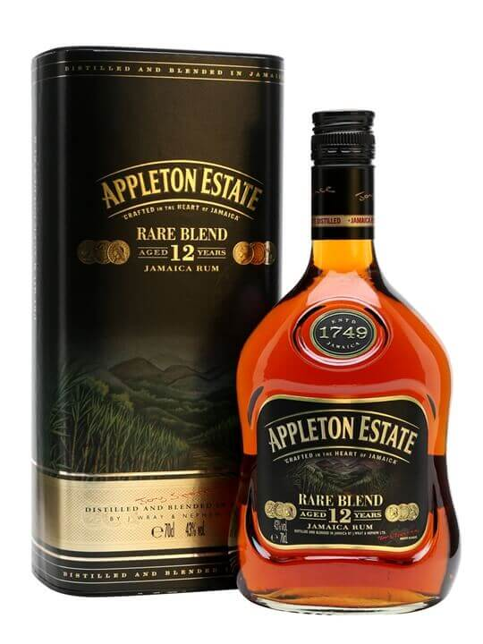 Appleton Estate Rare Blend 12 Jahre Jamaica
