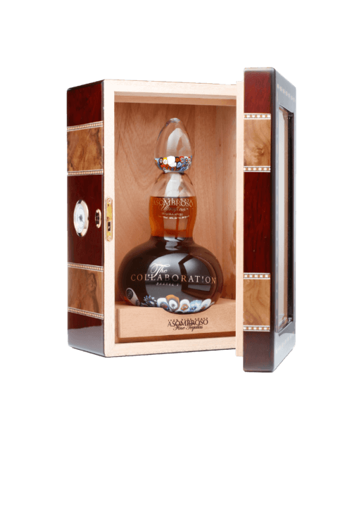 Asombroso The Collaboration 11 Years Extra Anejo