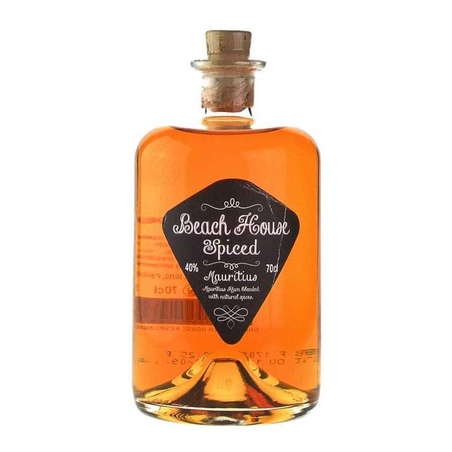 Beach House Spiced Mauritius Rum