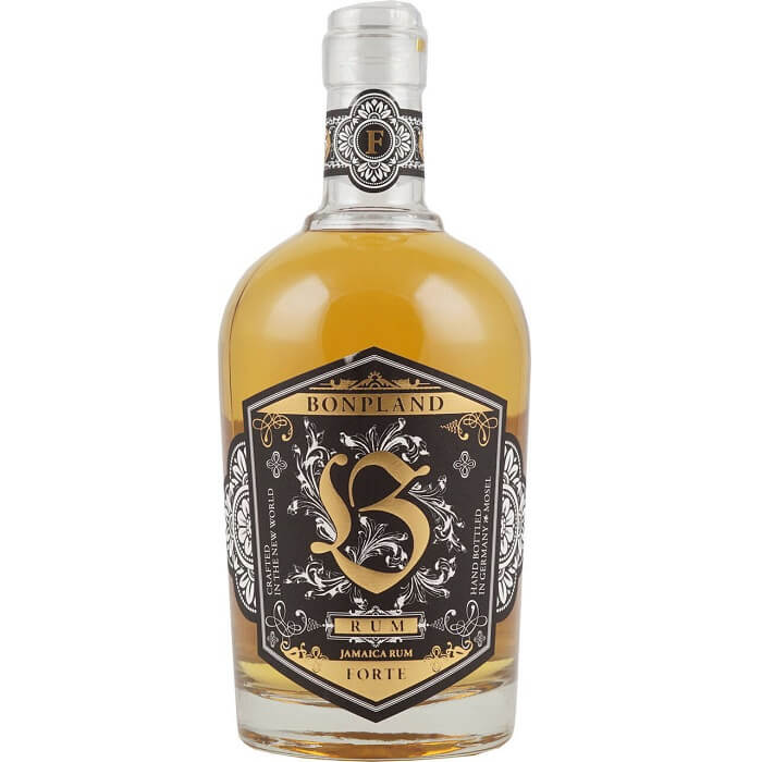 Bonpland Forte Jamaica Rum Overproof