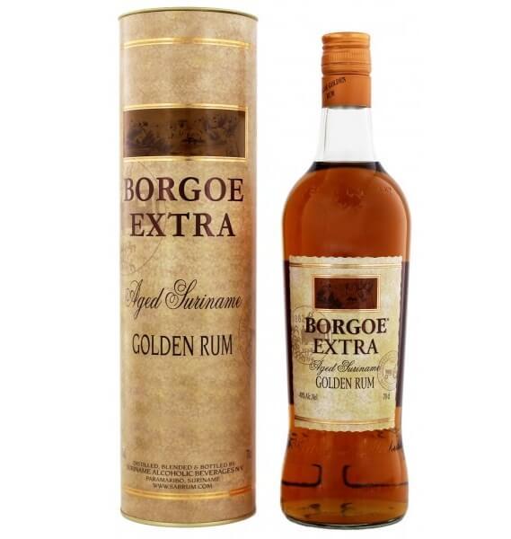 Borgoe Extra 2000 Aged Suriname Golden Rum