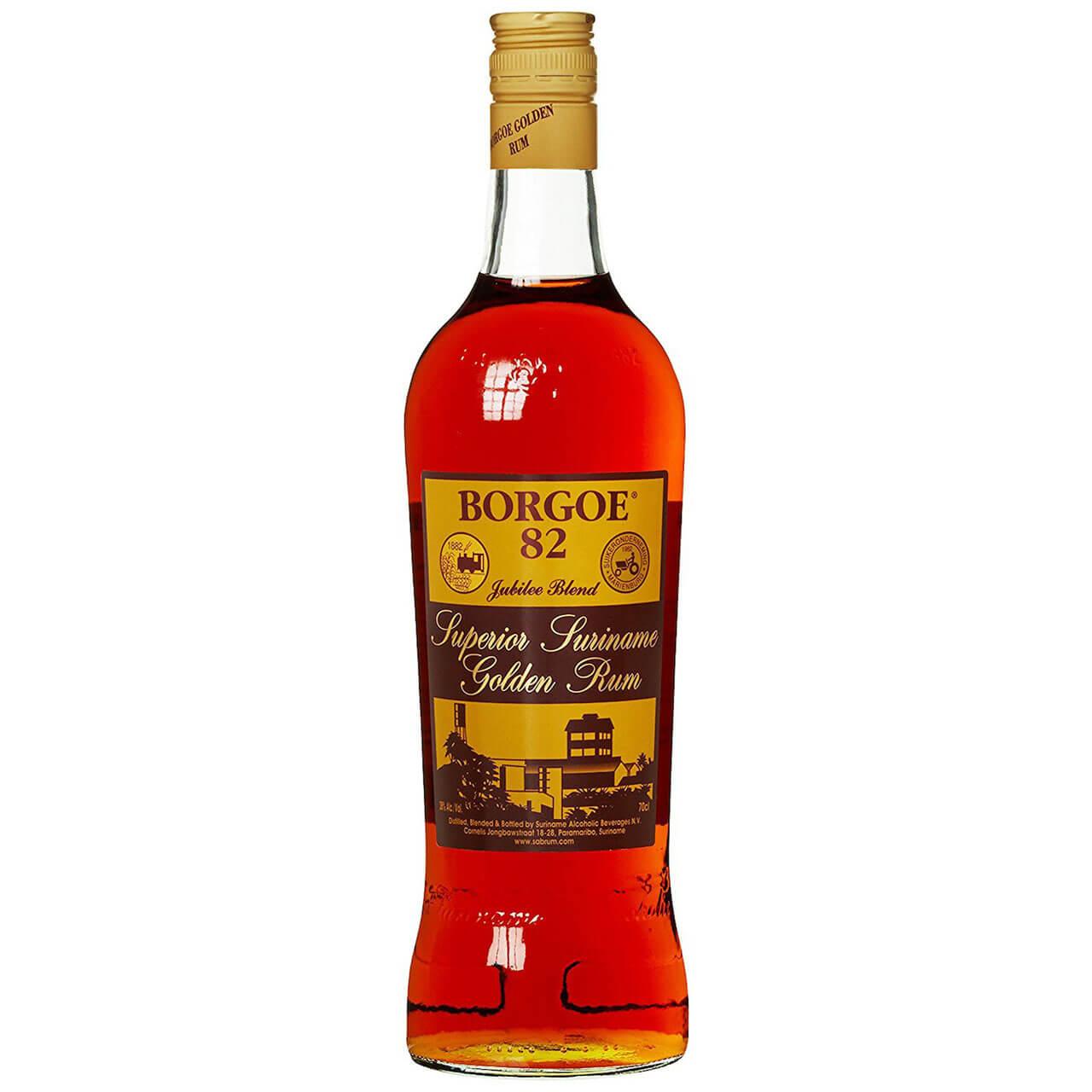 Borgoe Rum 82 Jubilée Blend