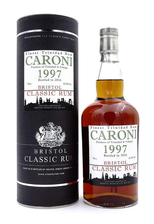 Bristol Classic Caroni Trinidad & Tobago 1997/2016