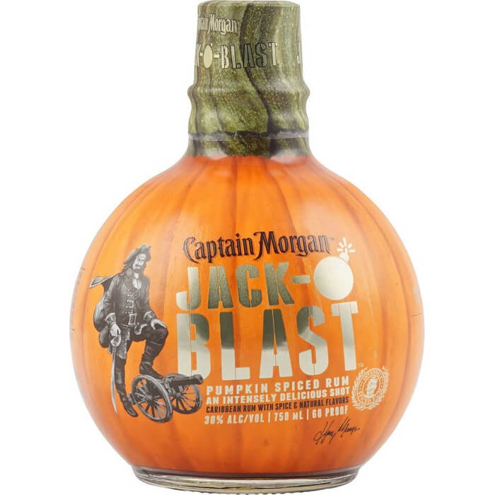 Captain Morgan Jack-O Blast