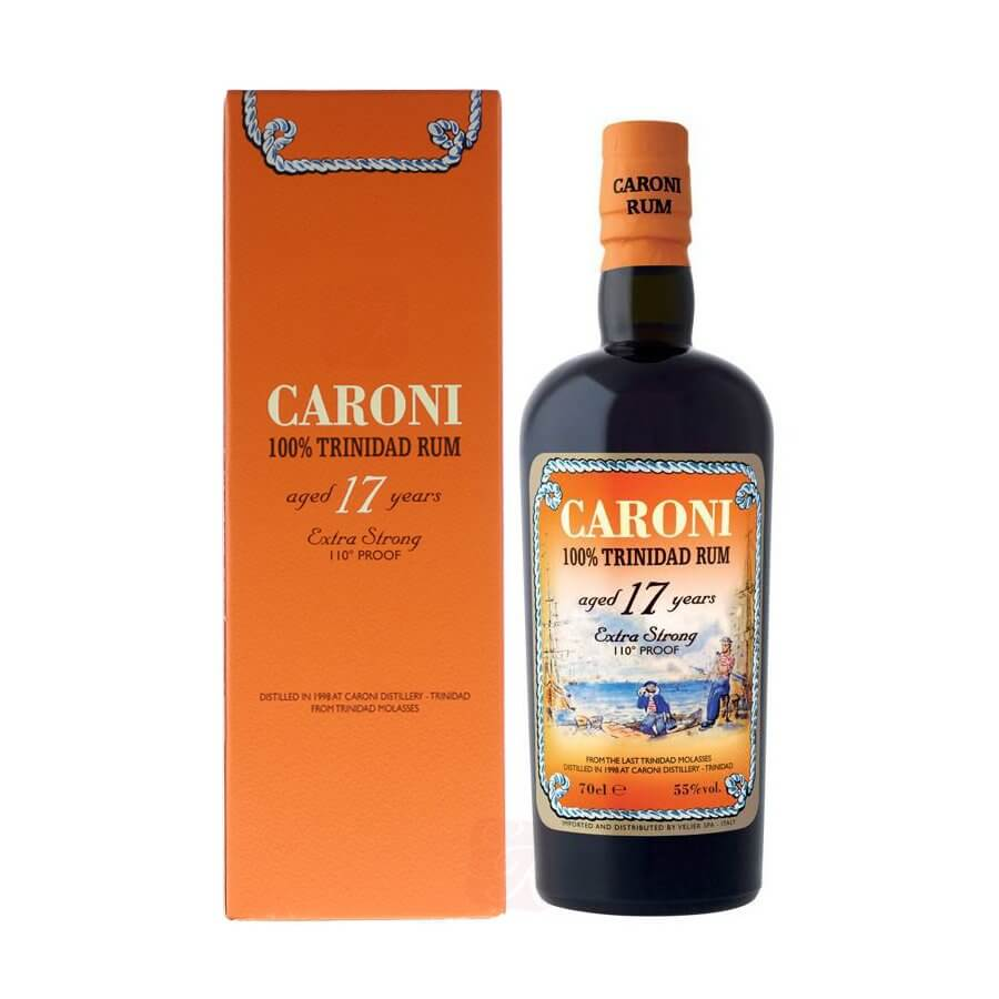 Caroni 17 Jahre