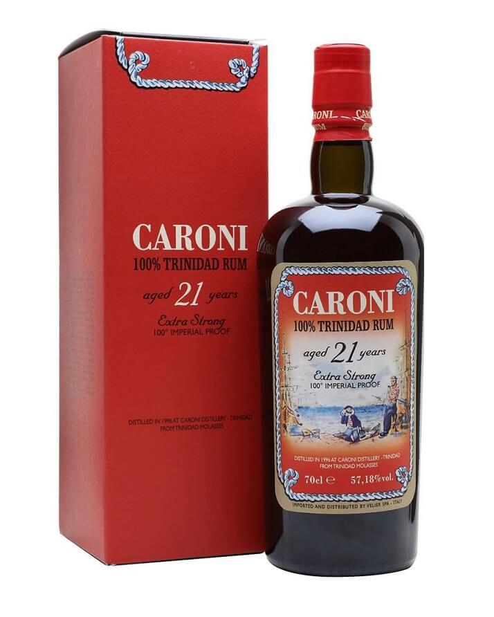 Caroni 21 Jahre