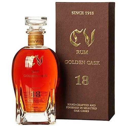 Carta Vieja Rum Golden Cask Solera 18 Jahre