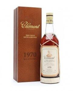 Clement Tres Vieux Vintage 1970