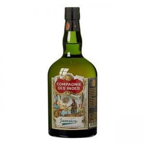 Compagnie des Indes Jamaica Rum 5 ans
