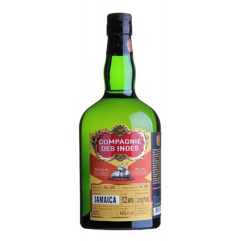 Compagnie des Indes Jamaica Single Cask 12 ans