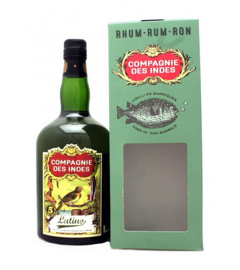 Compagnie des Indes Latino Rum 5 ans