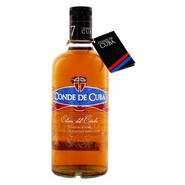 Conde de Cuba Elixir del Caribe