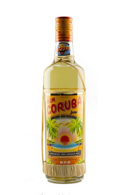 Coruba Jamaica Rum