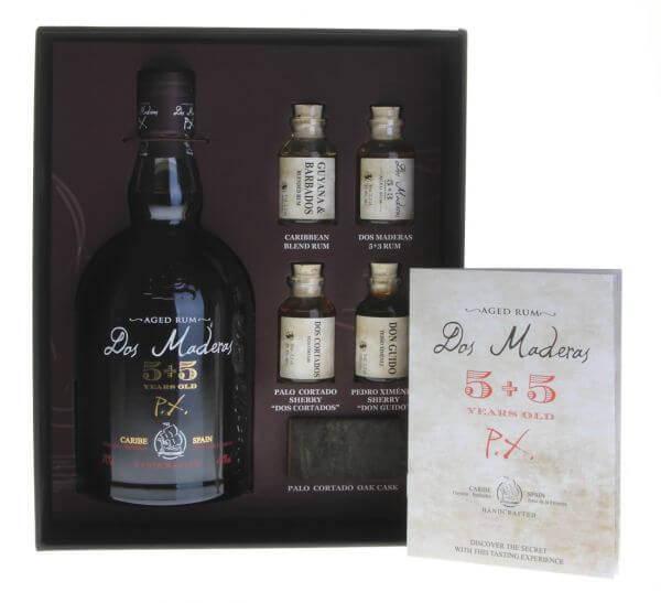 Dos Maderas PX 5+5 Tasting Set + 4x 2,2cl