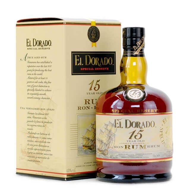 El Dorado 15 Jahre Special Reserve