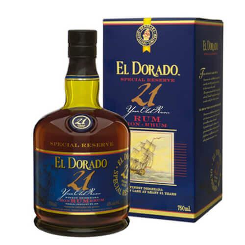 El Dorado 21 Jahre