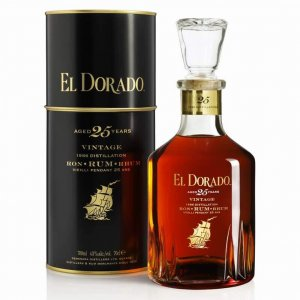El Dorado 25 Jahre Old Vintage 1986 Limited Edition