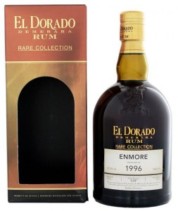 El Dorado ENMORE Demerara Rum Rare Collection Limited Release 1996