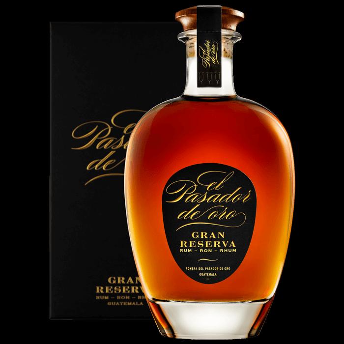 El Pasador de Oro Gran Reserva Rum