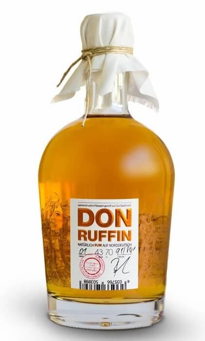 Feingeisterei Don Ruffin Bio Rum
