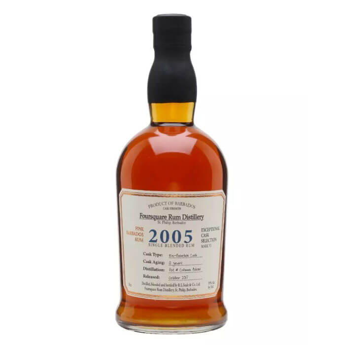 Foursquare Cask Strength 2005