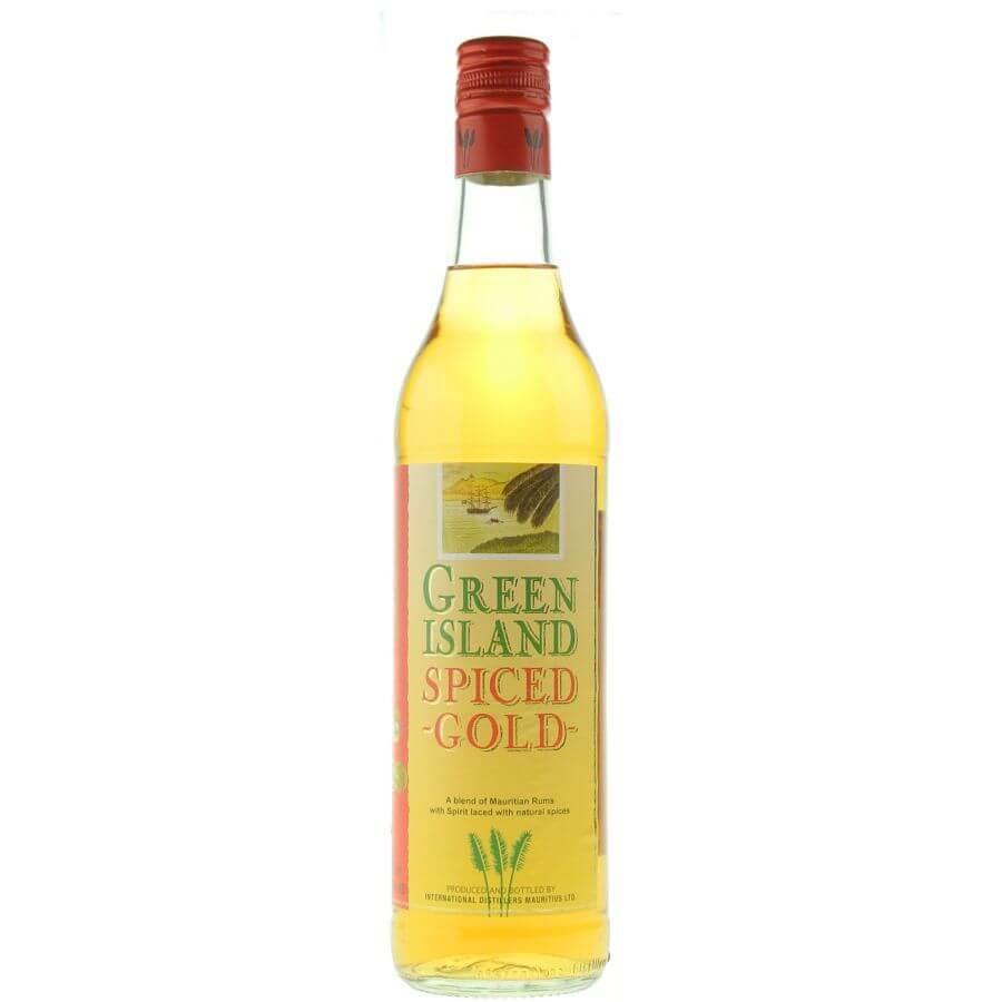 Green Island Spiced Gold