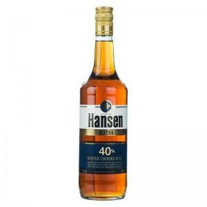 Hansen Echter Übersee Rum