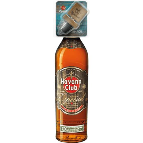 Havana Club Anejo Especial mit Ausgiesser