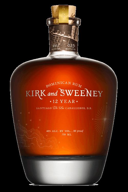 Kirk and Sweeney 12 Jahre