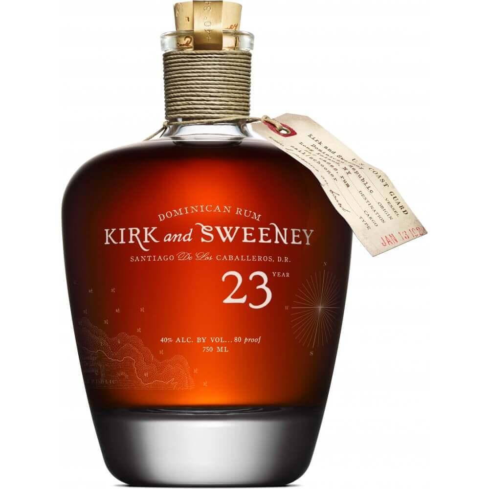 Kirk and Sweeney 23 Jahre