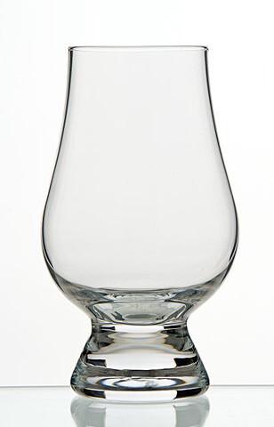 Nosing Glas Glencairn
