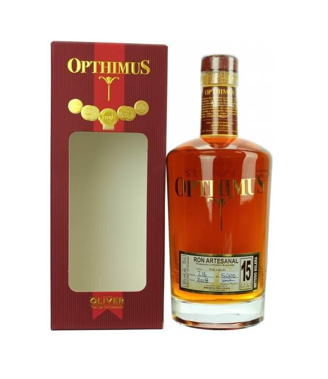 Opthimus 15 Jahre Res Laude
