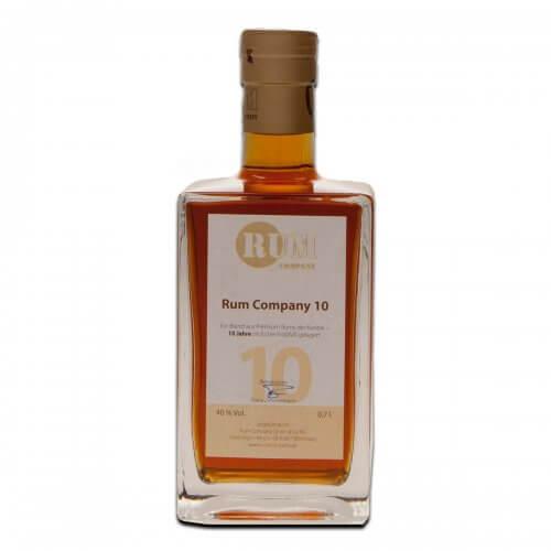 Rum Company Old Rum 10 Jahre
