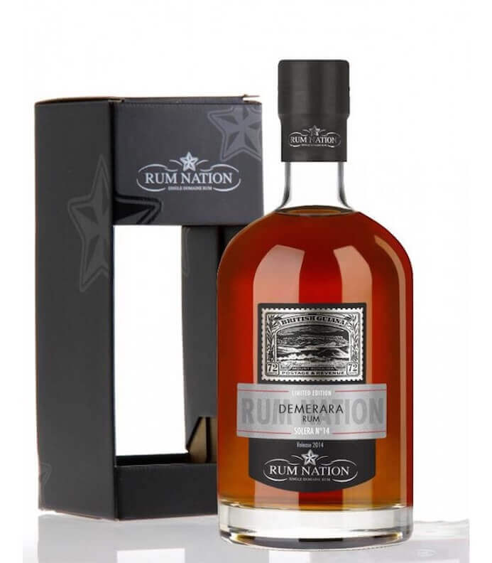 Rum Nation Demerara Solera Nr. 14