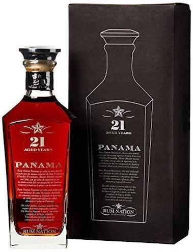 Rum Nation Panama 21 Jahre
