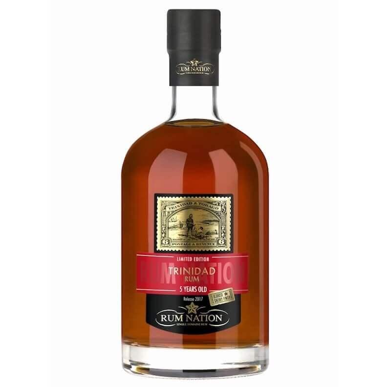 Rum Nation Trinidad 5 Jahre