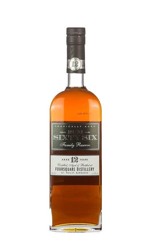 Rum Sixty Six 12 Jahre