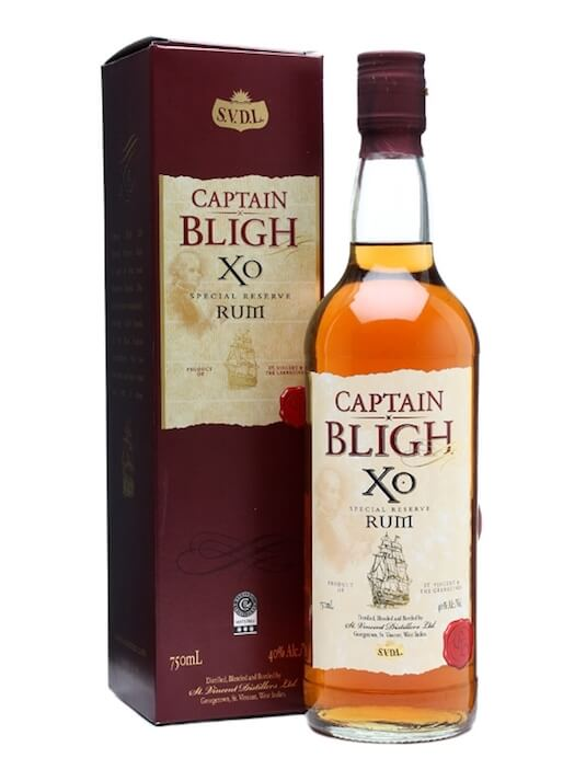 Sunset Captain Bligh XO Gold