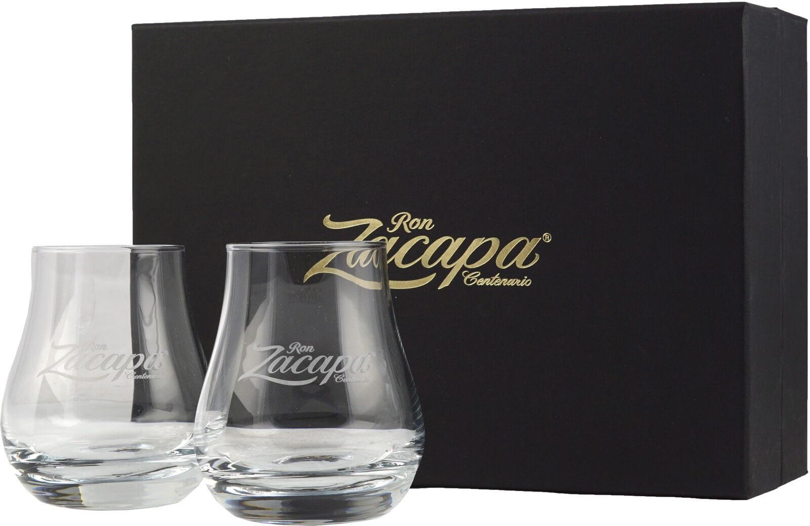 Zacapa Gläser im Set